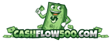 Cash Flow 500 Pay Day Logo